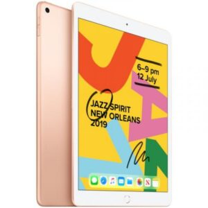 Apple iPad 10.2″ 32GB Wi-Fi Tablet – Gold | MYLC2B/A