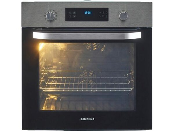 Samsung Dual Cook NV66M3571BS Pyro-clean Single Oven – Stainless Steel
