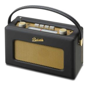 Roberts R260BK, Revival Radio, Black