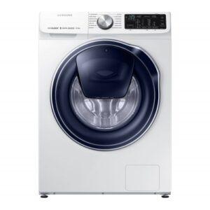 Samsung WW10N645RPW Large Capacity Washing Machine with AddWash, 10kg