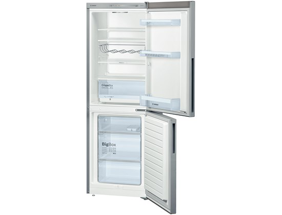 BOSCH KGV33VL31G 60/40 Fridge Freezer – Stainless steel