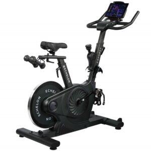 Echelon EX3 Connect Fitness Bike – Black | EX3-Black