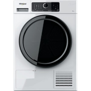 Whirlpool Heat Pump Tumble Dryer: Freestanding, 9kg – STU93EUK