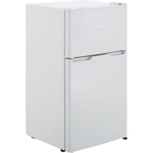 Amica FD1714 71 Litre Freestanding Fridge Freezer 20/80 Split A+ Energy Rating 48cm Wide - White FD1714