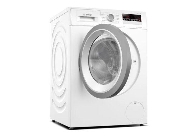 Bosch Serie 4  Washing Machine 1400 Spin 8kg White – WAN28281GB