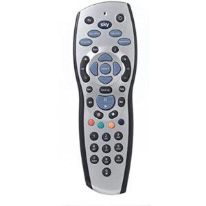 Sky Plus TV Remote Control - Grey - SKY111