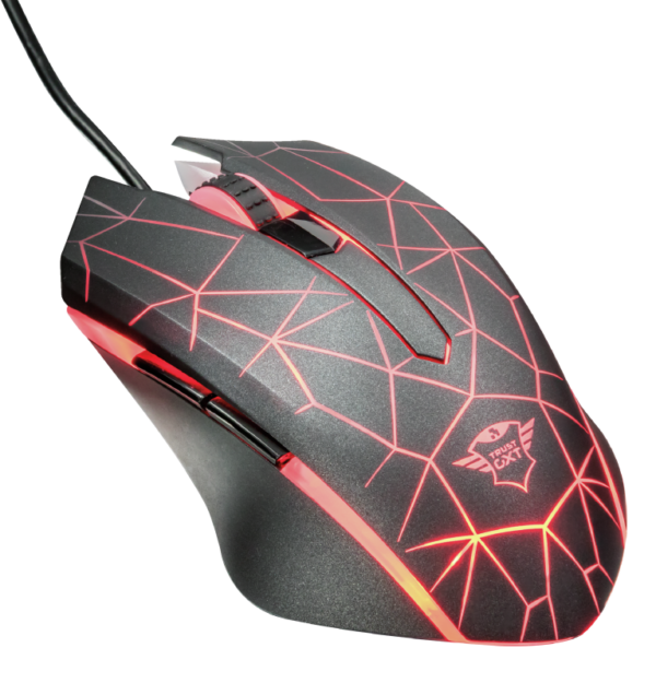 Trust GXT 170 Heron RGB Gaming Mouse - T21813
