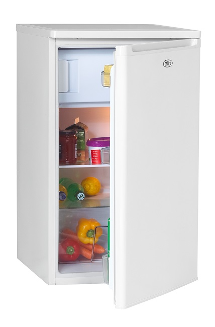 Belling Under Counter 50cm Fridge With Freezer-White – BR98WH 98L