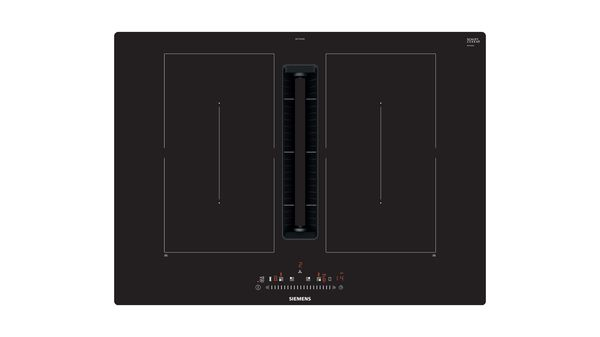 Siemens iQ500 Induction hob with integrated ventilation system 70 cm - ED711FQ15E
