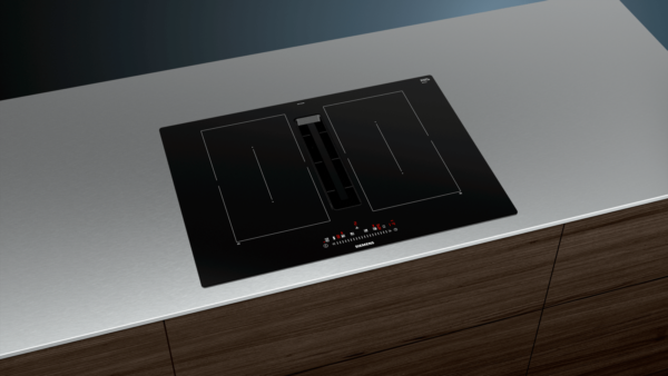 Siemens iQ500 Induction hob with integrated ventilation system 70 cm – ED711FQ15E