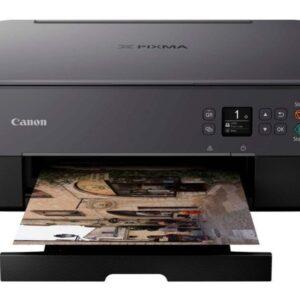 Canon Pixma All-in-One Wireless Inkjet Printer – Black | TS5350