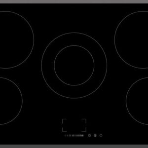 Belling 77CM Built-In Touch Control Ceramic Hob | BCH774TB