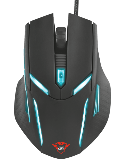 Trust GXT 152 Exent Gaming Mouse - Illuminated - T19509