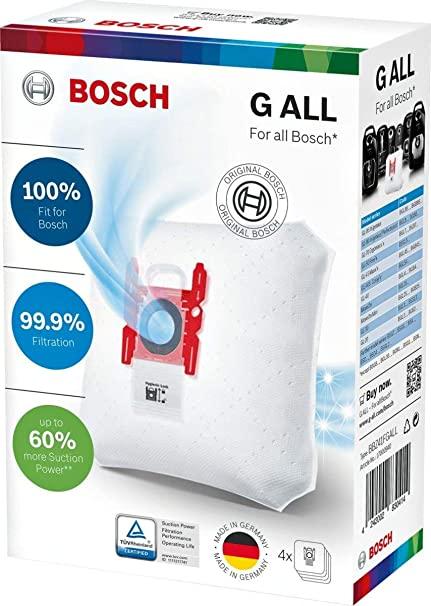 Bosch Type G Vacuum Bags - BBZ41FGALL