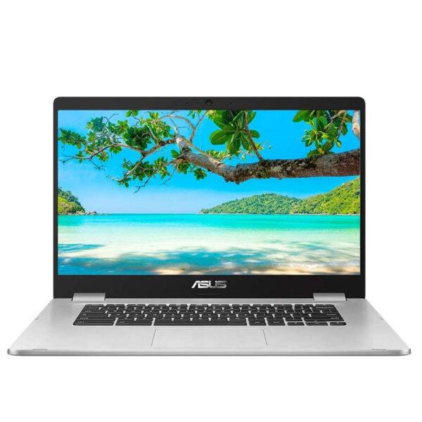 "Asus Chromebook 15.6"" FHD 4GB/64GB Laptop - Silver - C523NA-A20057"