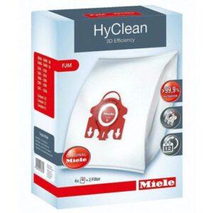 Miele Dust Bags FJM HyClean - 4 Pack