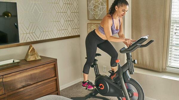 Echelon Connect Sport Exercise Bike – Black – 23ECH-CONNECT