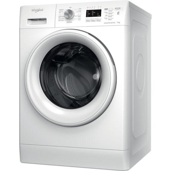 Whirlpool 7KG Freestanding White Washing Machine - FFL7238WUK