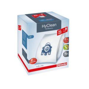 Miele GN XL Vacuum Bag 3D HyClean - 8 Pack