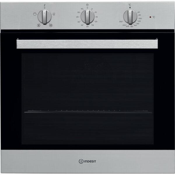 Indesit Built In Single Oven - IFW6330IX