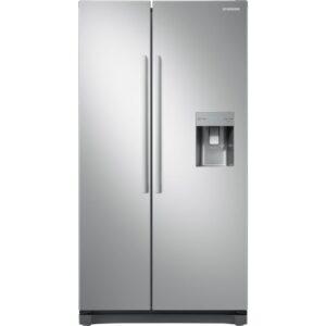 Samsung American-Style Fridge Freezer , Frost free, 520 Litre - Metal Graphite - RS52N3313SA