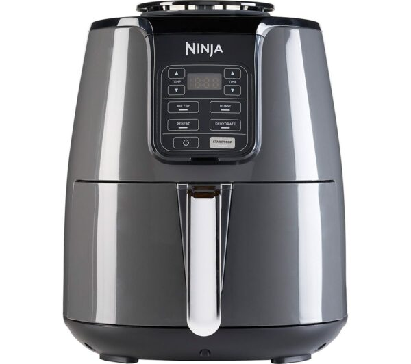 Ninja 3.8L Air Fryer – black/grey – AF100UK