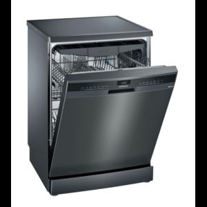 Siemens iQ300 Dishwasher 6 Programme Black – SN23EC14CG
