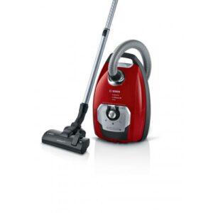 Bosch ProSilence, Vacuum Cleaner, Red - BGL8SI59GB