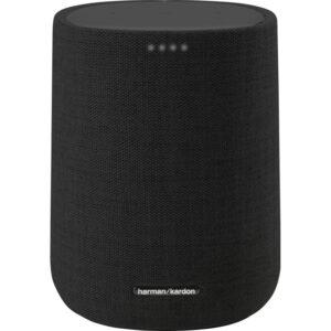 Harman Kardon Bluetooth Speaker, Wi-Fi, Built-in Google Assistant – HKCITAONEMKIIBLKEU