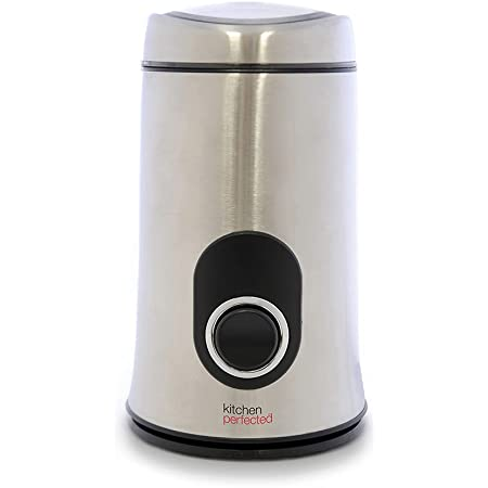 Lloytron Stainless Steel Coffee / Spice Grinder – E5602SS
