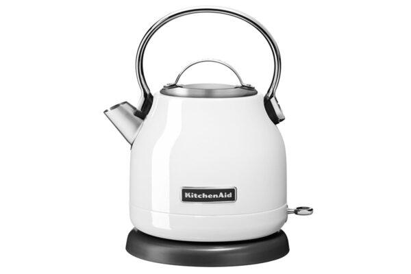 KitchenAid 1.25L Dome Style Kettle - 5KEK1222BWH - White