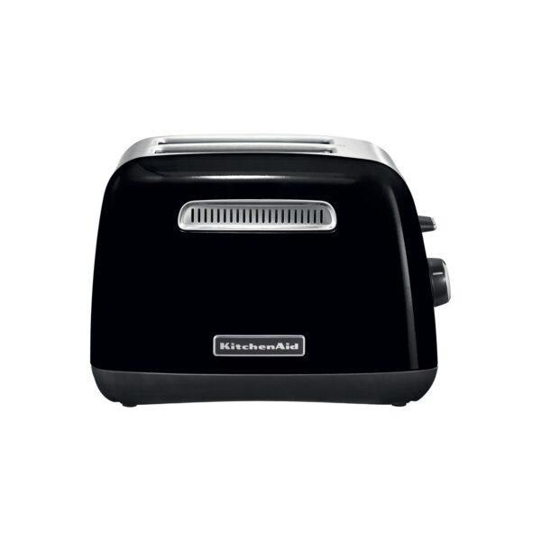 KitchenAid Classic 2 Slice Toaster 5KMT2115BOB – Black