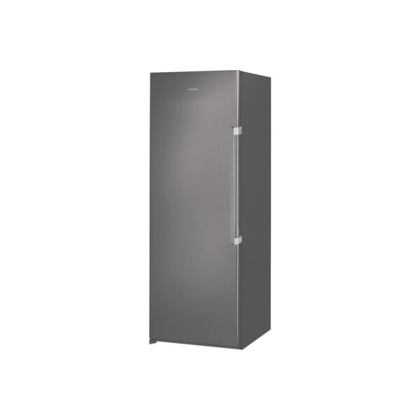Hotpoint 60cm Wide 167cm High Upright Freestanding Frost Free Freezer Graphite – UH6F1CG1