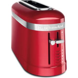 KitchenAid 2 Slice Long Toaster – 5KMT3115BER – Empire Red