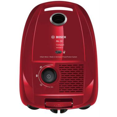 Bosch Bagged Vacuum Cleaner GL-30 Red -