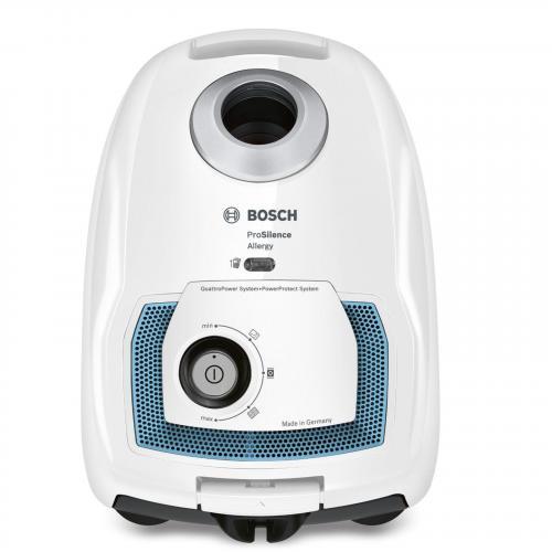 BoschBagged Vacuum CleanerGL-40 ProSilence White – BGL4S69AGB