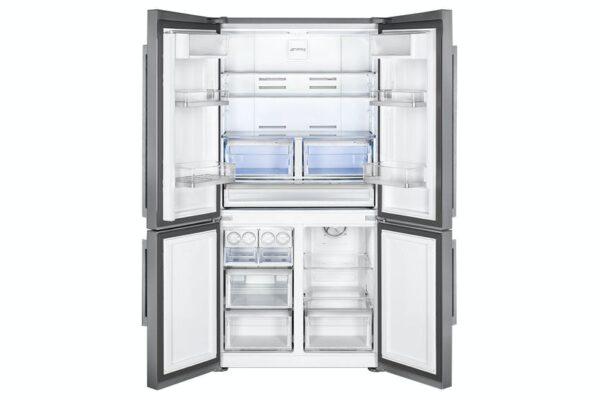 Smeg Freestanding American Fridge Freezer Stainless Steel – FQ60XDF