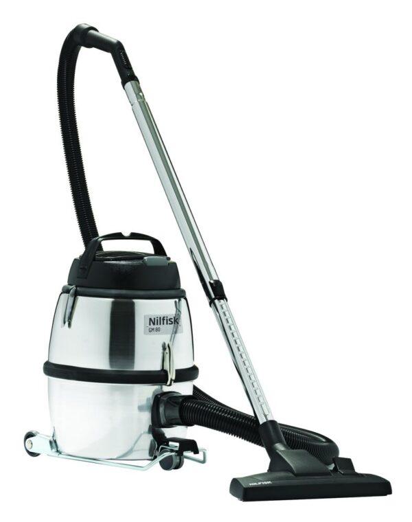 Nilfisk GM80 Bagged Vacuum Cleaner Silver – GM80CUK