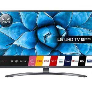 LG 65″ Smart 4K Ultra HD HDR LED TV with Google Assistant & Amazon Alexa – 65UN74006LB