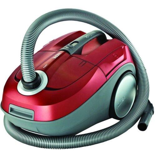 Nilfisk Bravo Bagged Vacuum Cleaner Spitfire Red – BRAVOSR10P07AUK