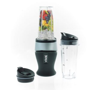 Nutri Ninja Slim Blender & Smoothie Maker 700W – QB3001UK – Silver