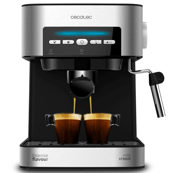 Cecotec Power 20 Matic 850W Coffee & Espresso Machine - 015097