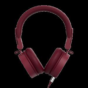 Fresh 'n Rebel Caps 2 Wireless-On-ear headphones – Ruby Red – 3HP220RR