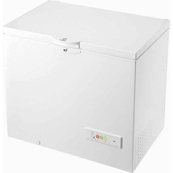 Indesit White 204 Litre Chest Freezer – OS1A200H21