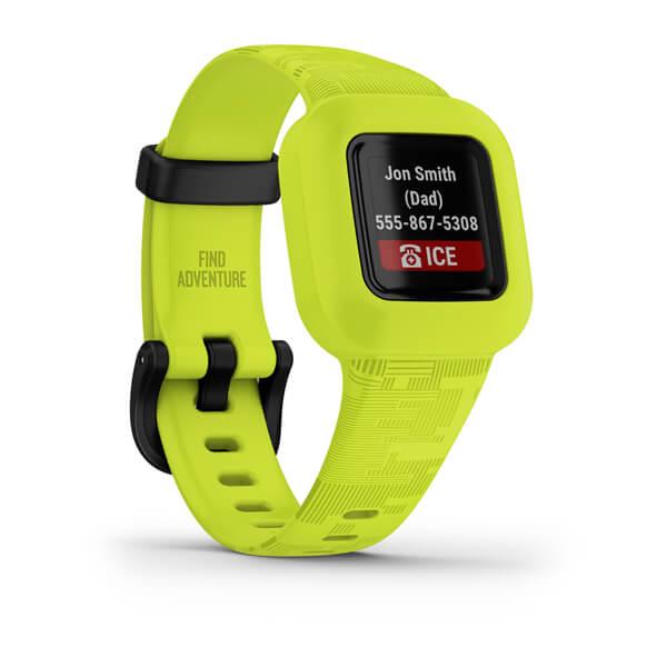 Garmin VivoFit Jr 3 Kids Fitness Tracker Digi Camo – 49-GAR-010-02441-00