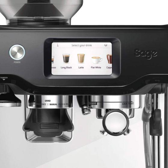 Sage The Barista Touch Black Truffle Coffee Machine – SES880BTR4GUK1