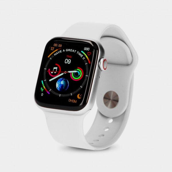 "Ksix Urban 2 Waterproof Smartwatch with24h Heart Rate - 1.75"" Touchscreen, IP68, Bluetooth 4.0"