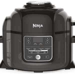 NINJA Foodi Multi Pressure Cooker & Air Fryer – Black – OP300UK
