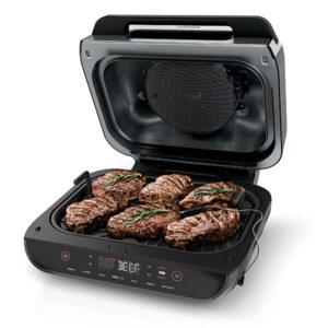 Ninja 5.7L Foodi Max Health Grill & Air Fryer – AG551UK