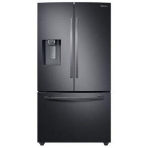 Samsung 539L French Door Black Fridge Freezer | RF23R62E3B1/EU